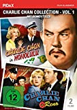 Collection, Vol. 1: Charlie Chan in Honolulu + in Reno