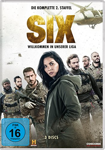 Six Staffel 2 (3 DVDs)