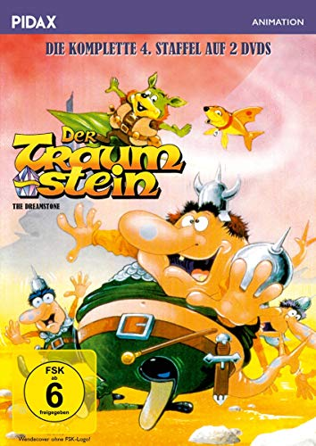 Der Traumstein Staffel 4 (2 DVDs)