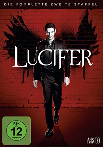 Lucifer Staffel 2 (3 DVDs)