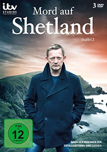 Mord auf Shetland - Staffel 2 (3 DVDs)