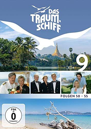 Das Traumschiff Box  9 (3 DVDs)