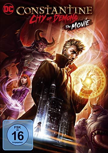 DC Constantine: City of Demons - The Movie