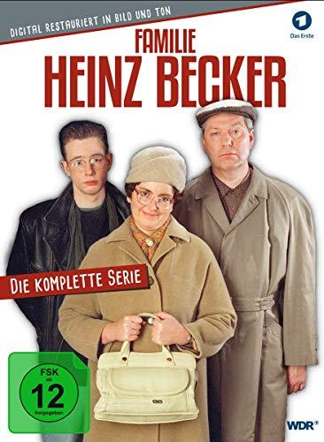Familie Heinz Becker Die komplette Serie (digital restauriert) (7 DVDs)