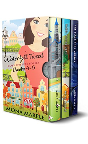 Waterfell Tweed Cozy Mystery Series: Box Set 2: (Books 4-6)