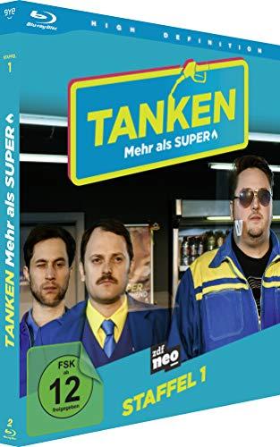 Tanken - mehr als Super: Staffel 1 [Blu-ray]