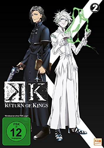 K Return of Kings: Staffel 2.2 (Sammelschuber)