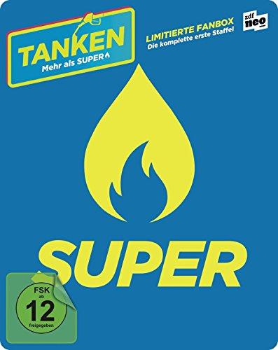 Tanken - mehr als Super: Staffel 1 (Fanbox) [Blu-ray]