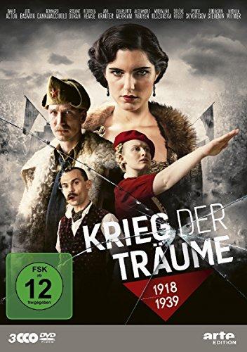 Krieg der Träume 3 DVDs