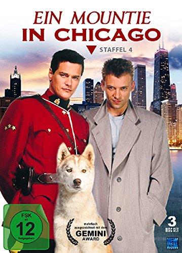 Ein Mountie in Chicago Staffel 4 (3 DVDs)