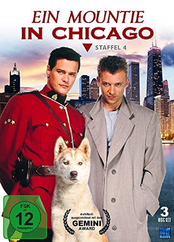 Ein Mountie in Chicago Staffel 4 (3 DVDs)