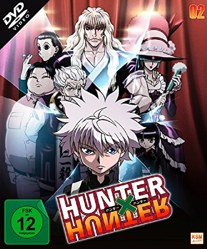 Hunter x Hunter Vol. 2 (Episode 14-26) (2 DVDs)