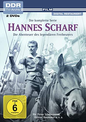 Hannes Scharf (DDR TV-Archiv) (2 DVDs) DDR TV-Archiv (2 DVDs)