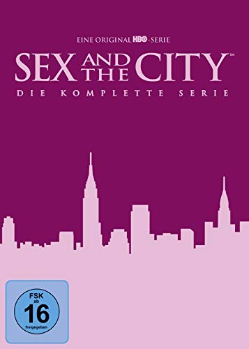 Sex and the City Die komplette Serie (17 DVDs)