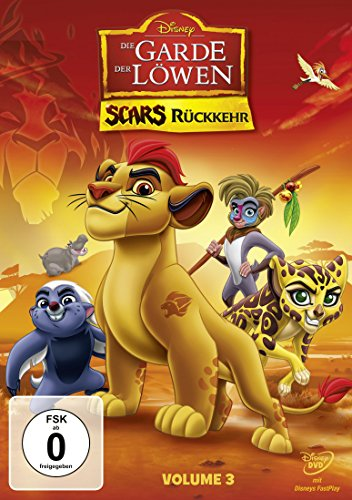 Die Garde der Löwen, Vol. 3: Scars Rückkehr