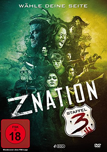 Z Nation Staffel 3 (Uncut Edition) (4 DVDs)