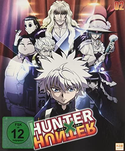 Hunter x Hunter Vol. 2 (Episode 14-26) [Blu-ray]