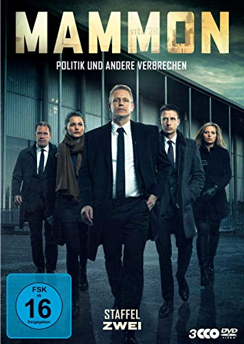 Mammon Staffel 2 (3 DVDs)