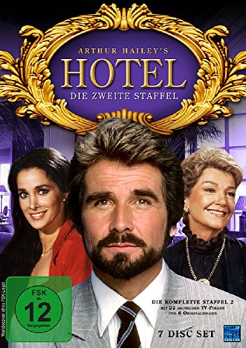Hotel Staffel 2 (7 DVDs)