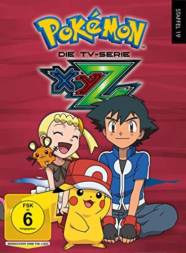 Pokémon Staffel 19: XYZ (6 DVDs)