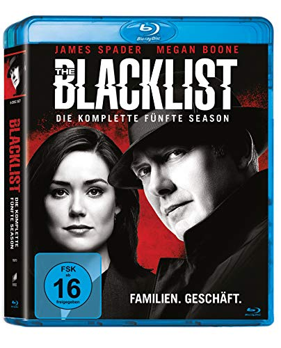 The Blacklist - Staffel 5 [Blu-ray]