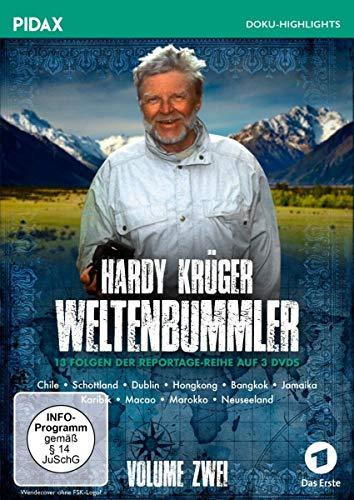 Hardy Krüger - Weltenbummler, Vol. 2 (3 DVDs)