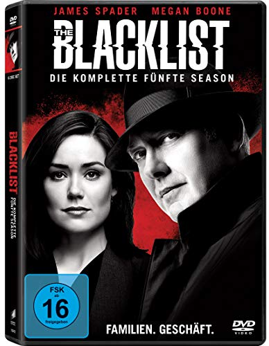 The Blacklist - Staffel 5 (6 DVDs)