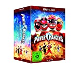 Power Rangers - Staffel 8-11 (Lightspeed Rescue, Time Force, Wild Force & Ninja Storm) (19 DVDs)