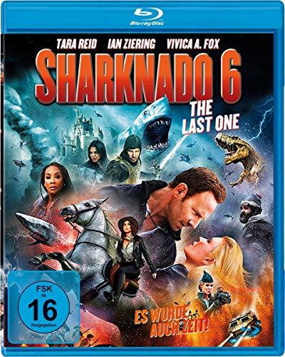 Sharknado 6 - The Last One (Es wurde auch Zeit!) [Blu-ray]