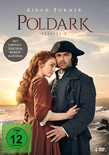 Poldark Staffel 3 (Standard Edition) (4 DVDs)
