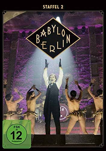 Babylon Berlin Staffel 2 (2 DVDs)
