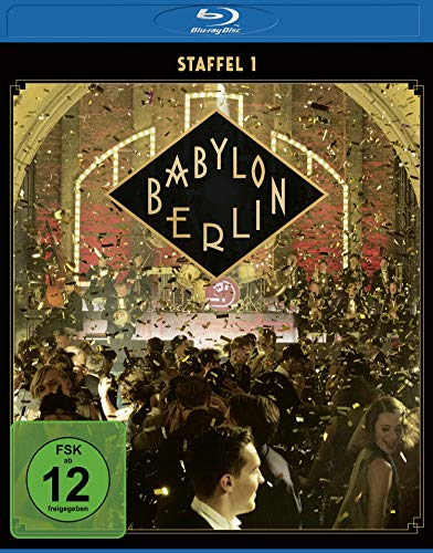 Babylon Berlin Staffel 1 [Blu-ray]