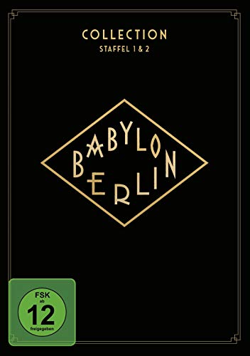Babylon Berlin Staffel 1+2 (4 DVDs)