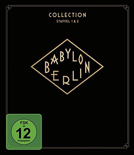Babylon Berlin Staffel 1+2 [Blu-ray]