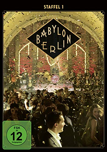 Babylon Berlin Staffel 1 (2 DVDs)