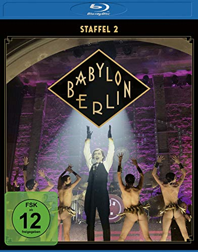 Babylon Berlin Staffel 2 [Blu-ray]