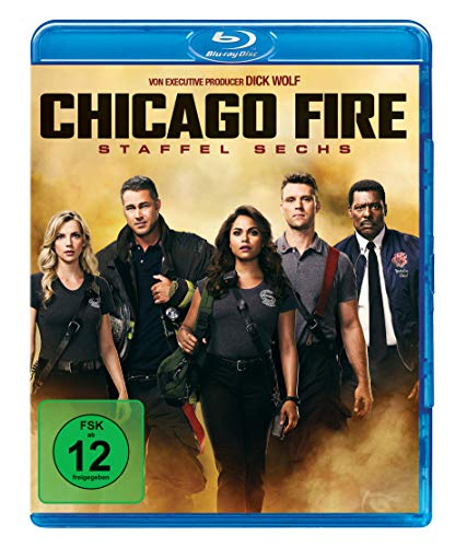 Chicago Fire Staffel 6 [Blu-ray]