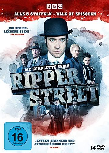 Ripper Street Die komplette Serie (14 DVDs)