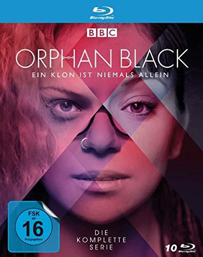 Orphan Black Die komplette Serie [Blu-ray]