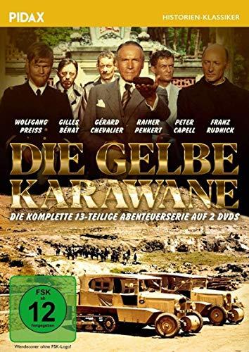 Die gelbe Karawane Die komplette Serie (2 DVDs)