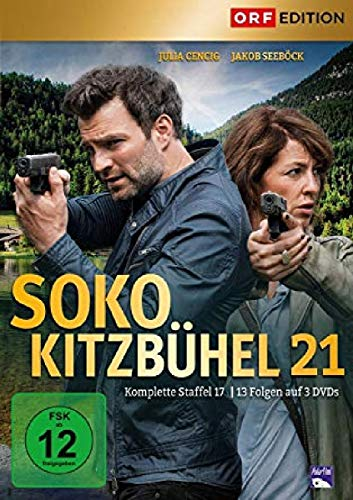 SOKO Kitzbühel Box 21 (3 DVDs)