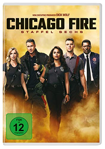 Chicago Fire Staffel 6 (6 DVDs)