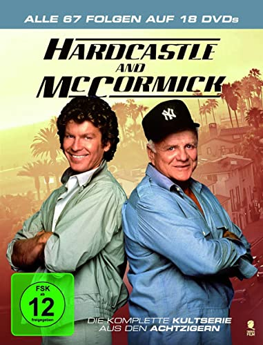 DVD-Hardcastle and McCormick Staffel 3
