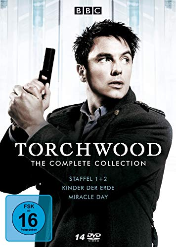 Torchwood The Complete Collection (14 DVDs)