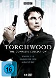 Torchwood - The Complete Collection (14 DVDs)