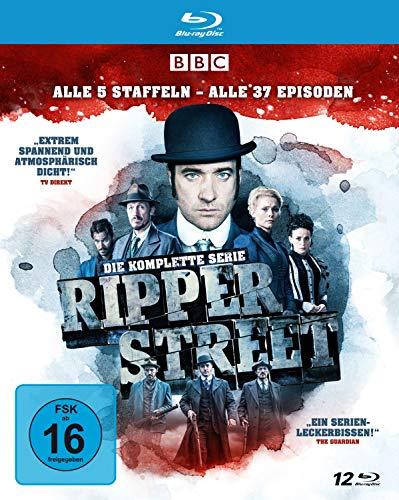 Ripper Street Die komplette Serie [Blu-ray]