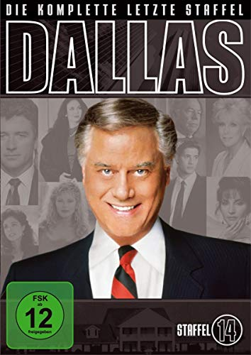 Dallas Staffel 14 (5 DVDs)