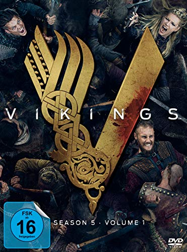 Vikings Staffel 5.1 (3 DVDs)