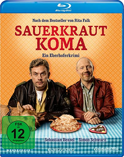 Sauerkrautkoma Ein Eberhoferkrimi [Blu-ray]