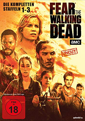 Fear the Walking Dead Staffel 1-3 (10 DVDs)